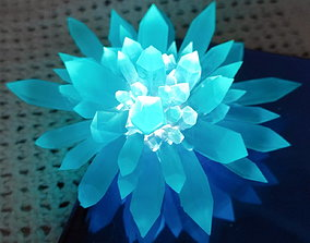 Fantasy Crystal Mineral Star 3D printable model