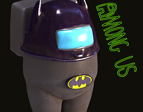 3D print model AMONG US BATMAN