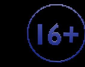 Sixteen plus voxel 3D