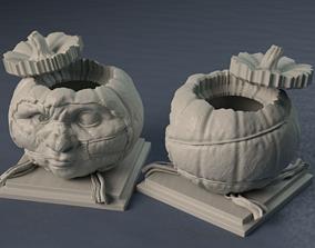 3D printable model Pumpkin Nightmare 2020 -