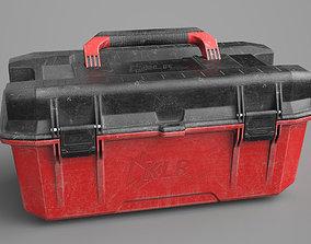Game Ready Tool Box 3D model