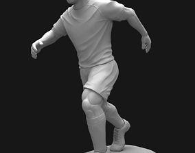Lionel Messi 3D printable model