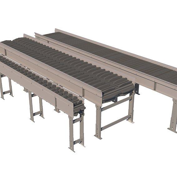 Conveyor Belt  (Animated)