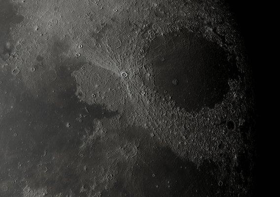 Realistic Moon 23K textures