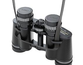 equipment Binoculars 3D model