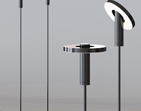 floorlamp BEADS by Tonone 3D