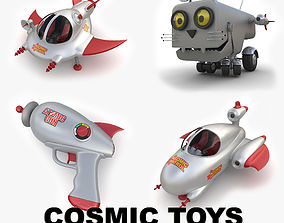 Cosmic toys collection vol 2 3D