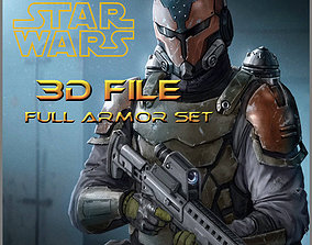 3D print model Ramikadyc Mandalorian Armor - Late 4