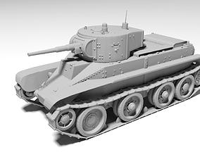 Tank BT-5 for 3D Print
