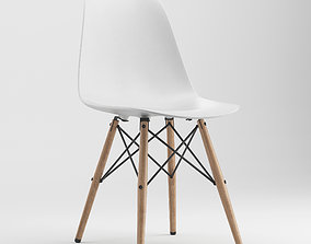 3D interior Eames Chair