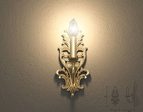 Masiero VE1073 A1 wall lamp 3D