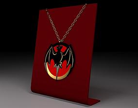 Bacardi Medallion medallion 3D model