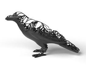 Crow Dust Voronoi 3D asset