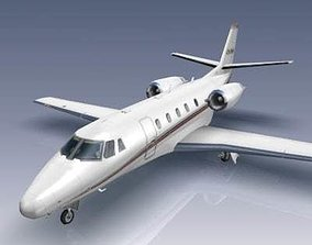Citation XLS 3D model