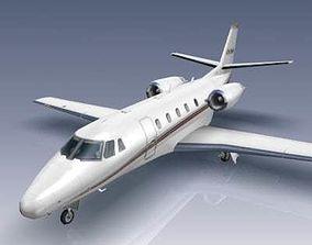 Citation XLS 3D model