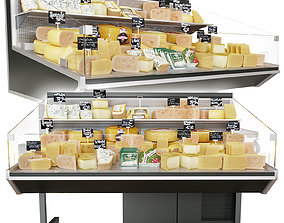 3D Cheese showcase