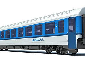 3D model Passenger Car V12