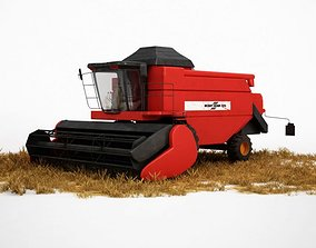 3D Tractor