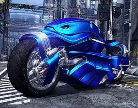 Yamaki Rapture Addon 3D model
