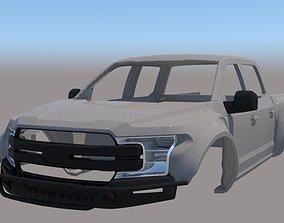 3D print model Ford F150 Debertif 1-10 Body