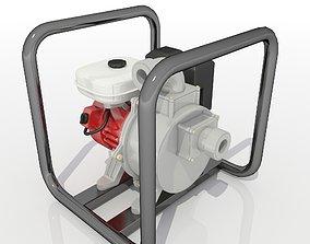 3dsmax 3D model WaterPump