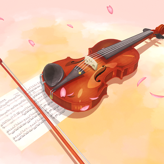 Violin - Your Lie in April