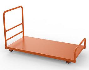3D model industry Generic Cart Heavy Duty Transport 01