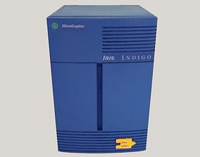 Silicon Graphics Indigo Mini - Raspberry Pi 3D print model