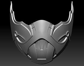 Sub Zero mask for cosplay Mortal Kombat 11 MK 3