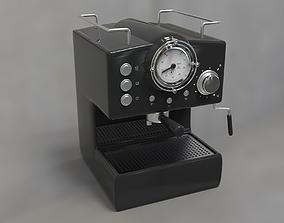 ESPRESSO COFFEE MACHINE 3D model