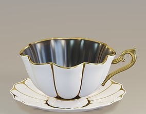 Vintage Royal Cup 3D