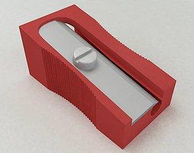 3D Pencil Sharpener