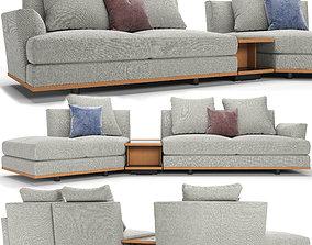 3D model Sofa poltronafrau Come Together 04 1 composizione