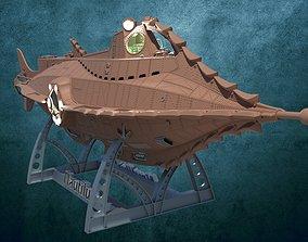3D printable model Nautilus detailed disney