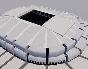 University of Phoenix Stadium 3D asset