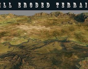 Hill Terrain 3D