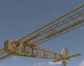 Aircraft Power Structure 3D print model