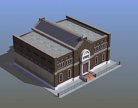 Synagogue 3D