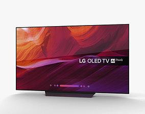 LG OLED TV B8 65 3D model