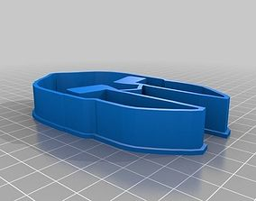 Spartan Cookie cutter 3D print model