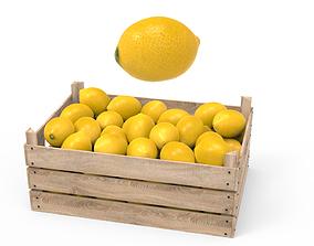 3D model Lemon Box