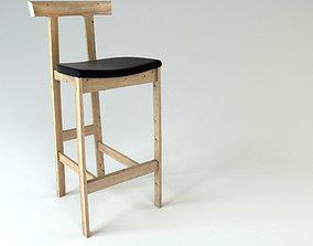 3D 3dmodel Torii bar chair