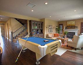 Pool Table 3D hobby