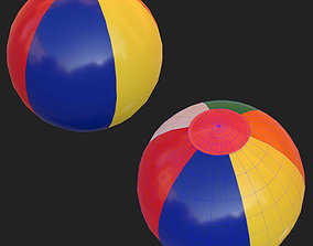 realtime Waterpool ball sports low poly 3d model