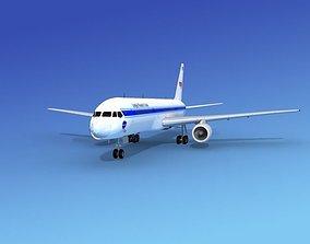 3D model Boeing 757-200 NASA