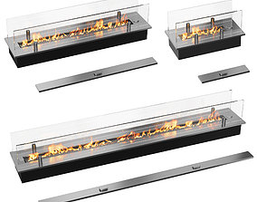3D model Bio fireplaces 3