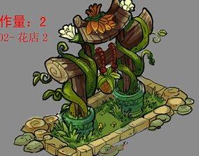 Game City - Flower Shop 2 3D
