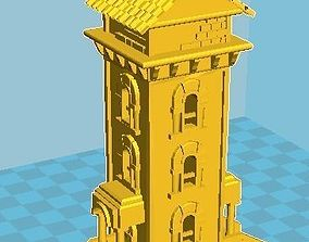 Medieval Light House 11 3D printable model