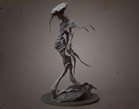 3D model Alien Concept