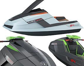 3D model Hydrospace HSR Benelli S4
